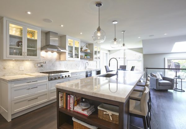 Living in your home during a renovation