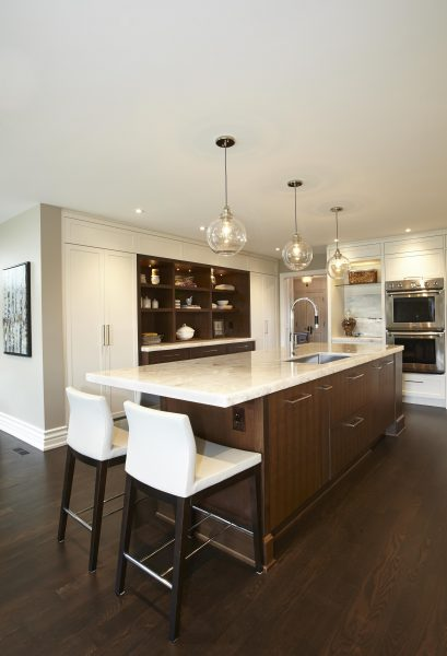 Cohesive Design Kitchen
