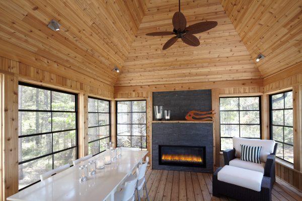 Updating Family Cottage Design